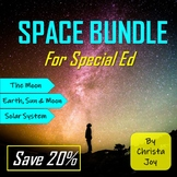 Space BUNDLE for Special Education