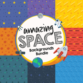Space Backgrounds - Amazing Space