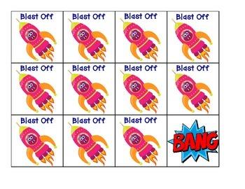 Space Bang Game