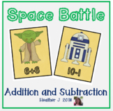 """Space Battle (Plays like """"War"""")"""