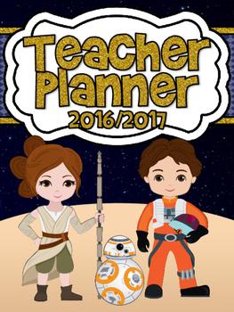 Star Wars 2016-2017 Teacher Planner