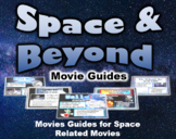 Space & Beyond Movie Guide Bundle - 5 Great Movies Related to Space!