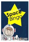 Preschool Fun Activity - Math Space Bingo (Tens and Ones Place Value)
