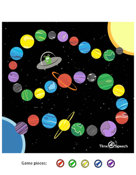 Space Board Game