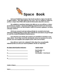 Space Book Project - Student Choice Activity