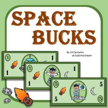 Space Bucks - Reward Coupons