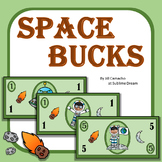 Space Bucks - Reward Coupons