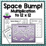 Space Bump - Multiplication Bump Games to 12 x 12