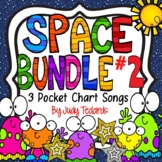 Space Bundle #2 (3 Pocket Chart Songs)