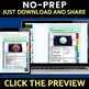 Space Bundle Digital Interactive Notebook (Flip Books)