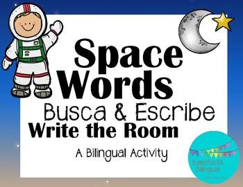 Space Busca & Escribe (Write the Room)