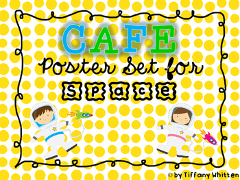 Space CAFE Poster Set