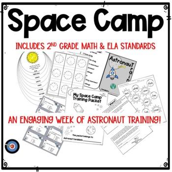 Space Camp Week!