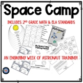 Space Camp Week! Moon and Solar System Study