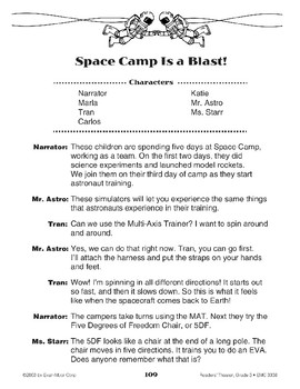 Space Camp is a Blast!