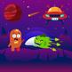 Space Cartoon Pack