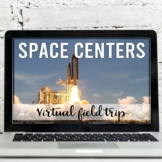 Space Centers Virtual Field Trip (Google Earth Exploration)
