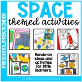 Space Centers and Activities for PreK