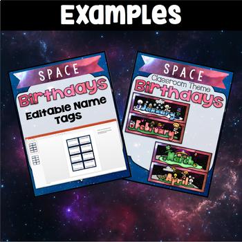Space Classroom Bundle * Pre Order*
