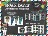 Space Classroom Decor