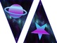 Space Classroom Decor Pack