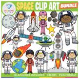 Space Clip Art Bundle!