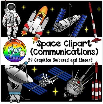 Space Clipart [BUNDLE]