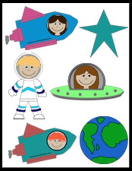 Space Clipart (Free)