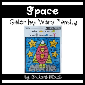 Space~ Color by Code
