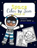 Space Color by Sum Within 10