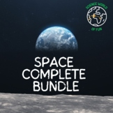 SPACE COMPLETE CURRICULUM MEGA BUNDLE- Solar System & Gala