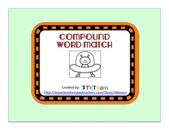 Space Compound Word Match