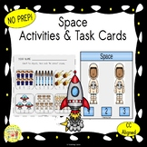 Space Activities and Task Cards