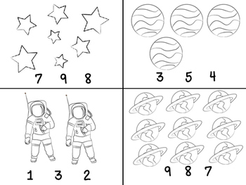 Space Counting