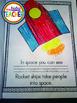 Space Craftivity book
