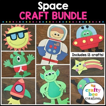 Space Cut and Paste Set