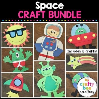 Space Crafts Bundle