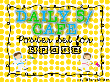 Space Daily 5/CAFE Poster Bundle