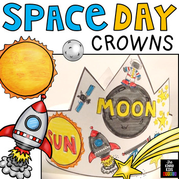 Space Day Crown