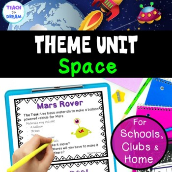 Space Day: Theme for a Day