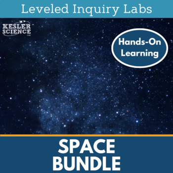 Space Differentiated Inquiry Labs Bundle