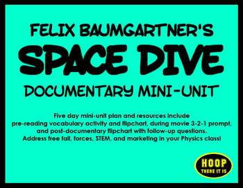 Space Dive Documentary Mini-Unit