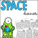 Space Division Color by Number