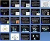 Space Earth Celestial Objects Smartboard Notebook Lesson Plan