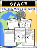 Space-Earth, Moon and Sun-Distance Learning-Google Slides