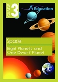 Space - Eight Planets and One Dwarf Planet - Grade 3