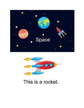 Space Emergent Reader