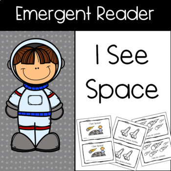 Space Emergent Reader Counting Book
