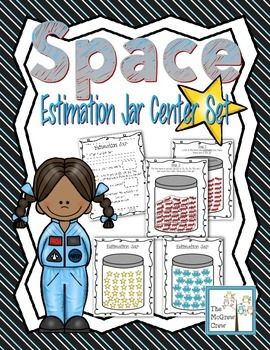 Space Estimation Jar Greater Than/Less Than Skip Counting
