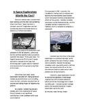 Space Exploration Case Study